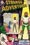 Cover for Strange Adventures (DC, 1950 series) #158