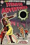 Cover for Strange Adventures (DC, 1950 series) #160