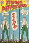 Cover for Strange Adventures (DC, 1950 series) #162