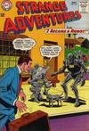 Cover for Strange Adventures (DC, 1950 series) #164