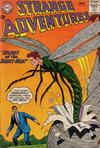 Cover for Strange Adventures (DC, 1950 series) #165