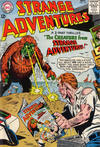 Cover for Strange Adventures (DC, 1950 series) #170