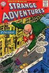 Cover for Strange Adventures (DC, 1950 series) #175
