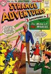 Cover for Strange Adventures (DC, 1950 series) #181