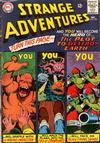 Cover for Strange Adventures (DC, 1950 series) #183