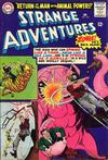 Cover for Strange Adventures (DC, 1950 series) #184