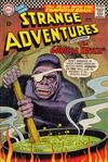 Cover for Strange Adventures (DC, 1950 series) #186