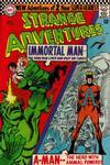 Cover for Strange Adventures (DC, 1950 series) #190