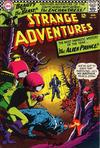Cover for Strange Adventures (DC, 1950 series) #191