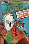 Cover for Strange Adventures (DC, 1950 series) #192