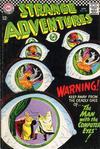 Cover for Strange Adventures (DC, 1950 series) #196