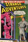 Cover for Strange Adventures (DC, 1950 series) #199