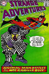 Cover for Strange Adventures (DC, 1950 series) #201