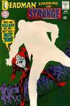 Cover for Strange Adventures (DC, 1950 series) #211