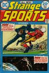 Cover for Strange Sports Stories (DC, 1973 series) #3