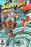 Cover for Supergirl (DC, 1983 series) #18 [direct-sales]