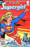 Cover Thumbnail for Supergirl Movie Special (1985 series) #1 [Newsstand]