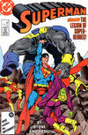 Cover for Superman (DC, 1987 series) #8 [Direct Edition]