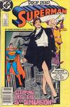 Cover for Superman (DC, 1987 series) #11 [Newsstand]