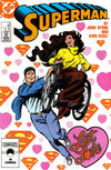 Cover for Superman (DC, 1987 series) #12 [Direct]