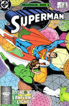 Cover for Superman (DC, 1987 series) #14 [Direct]