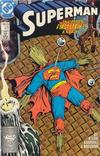 Cover for Superman (DC, 1987 series) #26 [Direct]