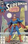 Cover for Superman (DC, 1987 series) #29 [Direct]