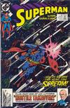 Cover for Superman (DC, 1987 series) #30