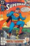 Cover for Superman (DC, 1987 series) #31 [Direct]