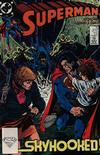 Cover for Superman (DC, 1987 series) #34 [Direct]