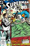 Cover for Superman (DC, 1987 series) #36 [Direct]