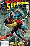 Cover for Superman (DC, 1987 series) #38 [Direct]