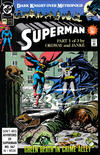 Cover for Superman (DC, 1987 series) #44 [Direct]