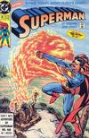 Cover for Superman (DC, 1987 series) #45 [Direct]