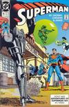 Cover for Superman (DC, 1987 series) #46 [Direct]