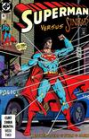 Cover for Superman (DC, 1987 series) #48 [Direct]