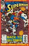 Cover Thumbnail for Superman (1987 series) #50 [2nd Printing]
