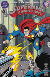 Cover for Superman Adventures (DC, 1996 series) #1 [Newsstand]