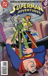 Cover for Superman Adventures (DC, 1996 series) #2 [Direct Sales]