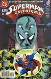 Cover for Superman Adventures (DC, 1996 series) #3 [Direct Sales]