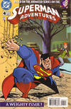 Cover for Superman Adventures (DC, 1996 series) #4 [Direct Sales]