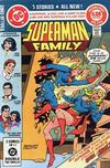 Cover Thumbnail for The Superman Family (1974 series) #215 [Direct]