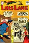 Cover for Superman's Girl Friend, Lois Lane (DC, 1958 series) #2