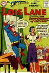Cover for Superman's Girl Friend, Lois Lane (DC, 1958 series) #4