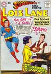 Cover for Superman's Girl Friend, Lois Lane (DC, 1958 series) #9