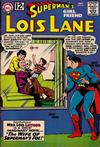 Cover for Superman's Girl Friend, Lois Lane (DC, 1958 series) #34