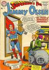 Cover for Superman's Pal, Jimmy Olsen (DC, 1954 series) #5