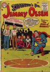 Cover for Superman's Pal, Jimmy Olsen (DC, 1954 series) #7