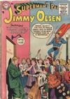 Cover for Superman's Pal, Jimmy Olsen (DC, 1954 series) #8
