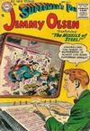 Cover for Superman's Pal, Jimmy Olsen (DC, 1954 series) #9